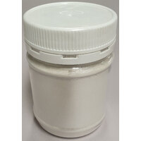 Metallic Powder Additive - White 100g