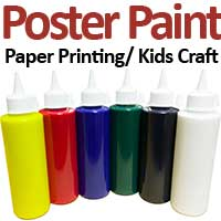 Poster Paint/ Kids Craft Paint